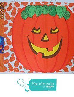 Halloween and Fall Reversible Table Runner from ColdStreamCrafts http://www.amazon.com/dp/B015UOFOEC/ref=hnd_sw_r_pi_dp_gfPfwb0CDVEP9 #handmadeatamazon