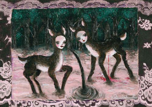 """Risa Mehmet, """"Serbonian Bog"""", 2014:"""