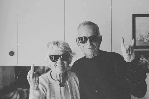 i hope i'm this cool in the future