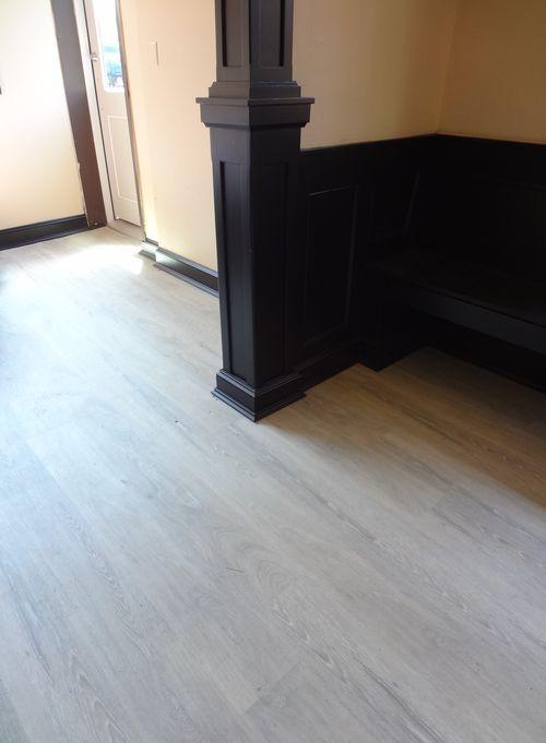 Devine Burr Oak - Gray floors, light floors, beauty underfoot