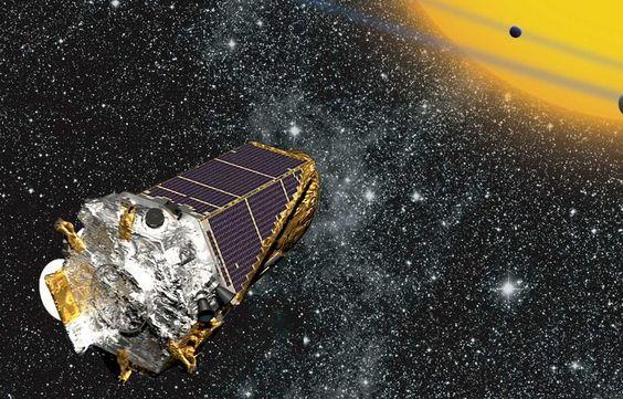 Twitter da NASA Kepler comprometido