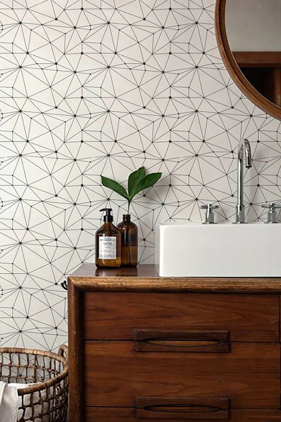 45 Creative Wall Paint Ideas And Designs Renoguide Australian Renovation Ideas And Inspiration Creative Wall Painting Creative Walls Wall Wallpaper