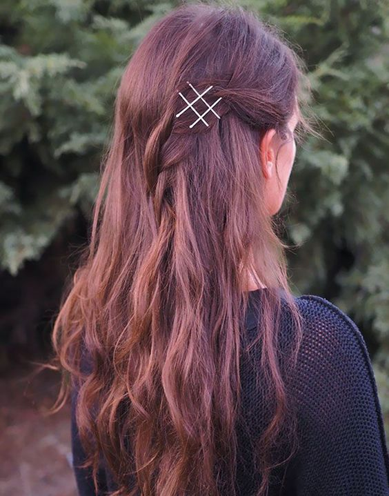 These are some of the best quick and easy hairstyles!