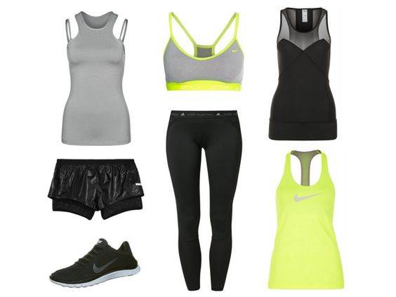 In the mood for some new workout clothes