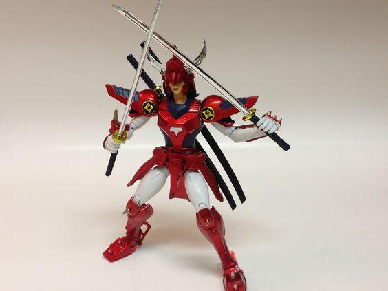 Resultado de imagem para samurai troopers