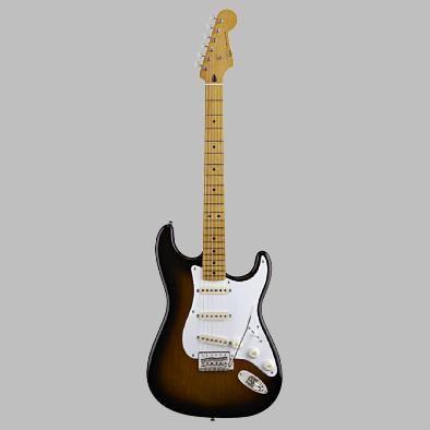 Squier '50s Classic Vibe Strat MN 2 Tone Sunburst