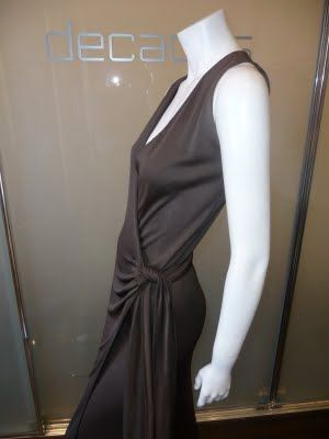 70s halston dress...want this
