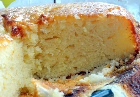 Sweet Treats - Lemon Drizzle Cake