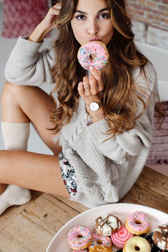 11 secretos de chicas delgadas que no hacen dieta