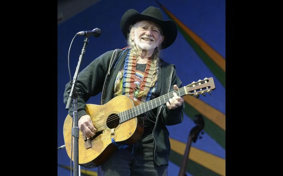 Willie Nelson At Massey Hall | GRAMMY.com