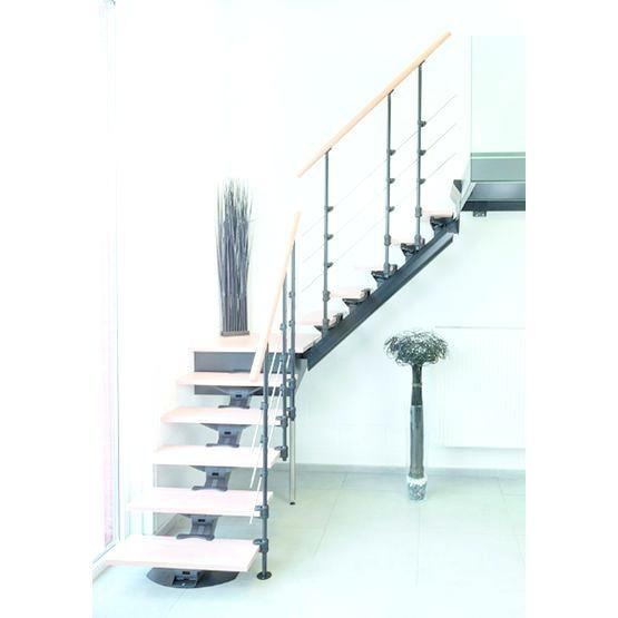 Impressionnant Escalier Avec Palier Escalier Demi Tournant Avec Palier Dimension Escalier Escalier Demi Tournant Maison