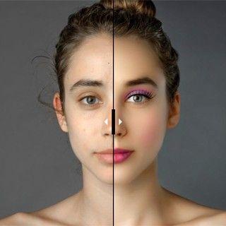 Esther lässt ihr Portrait weltweit photoshoppen - mit erstaunlichen Erkenntnissen zum jeweiligen Schönheitsideal