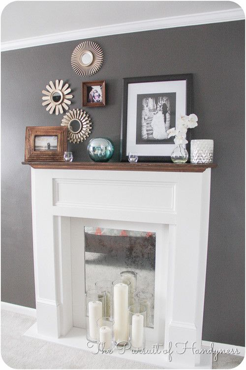 These Are The Best Ment Download And Save This Ideas About The 20 Best Ideas For Diy Fake Fireplace Now Diy Fireplace Mantle Faux Fireplace Faux Fireplace Diy