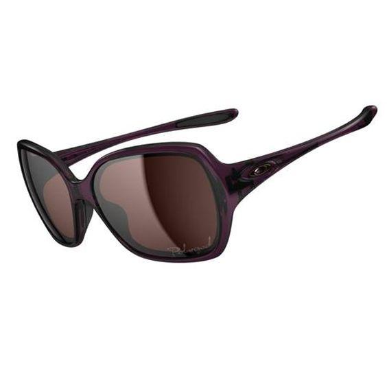 oakley overtime polarized sunglasses  oakley women's overtime sunglasses crystal raspberry/oo grey polarized lens oo9167 05 http
