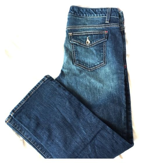 Tommy Hilfiger jeans Excellent condition - worn a couple of times. Tommy Hilfiger Jeans Ankle & Cropped