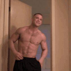 In Naked shower gallery men