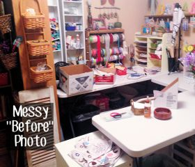 Most Creative Craft Room Organization Ideas 7
