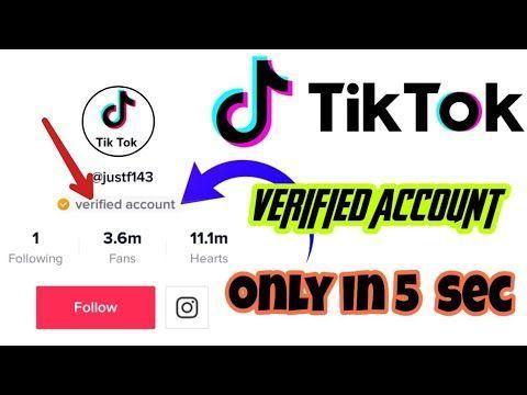 New Tiktok Followers Fans And Likes Generator No Human Verification 2020 How To Get Followers Free Followers Get More Followers