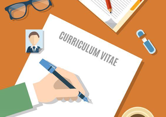 Capacity: Palabras con voz...: Excelente #Infografía: ¿Qué #errores encontramos en el #Currículum Vitae?