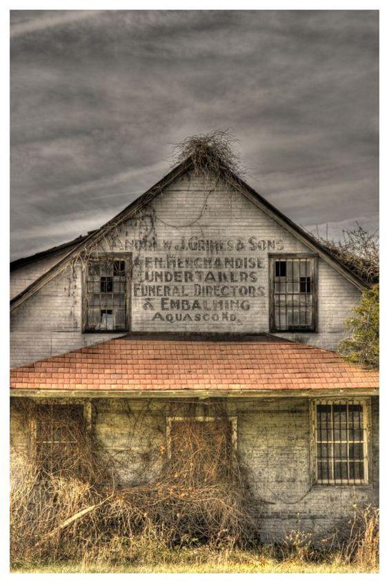 Maryland Embalming House.