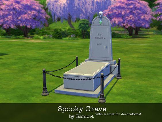 Remort's Spooky Grave