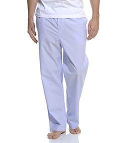 Pantalon de Pyjama en coton avec bande élastiquée Bexley