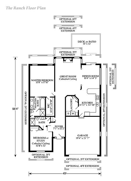 Atomic Ranch House Plans And Hints Categories Product