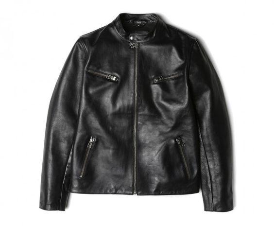 Edwin - Trophy Leather Jacket