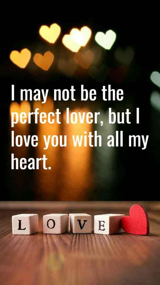 I Love You Quotes For Her Heart I Love You Today I Want You