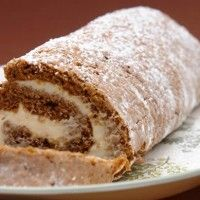 #Vegan Pumpkin role! A delicious festive desert #recipe!