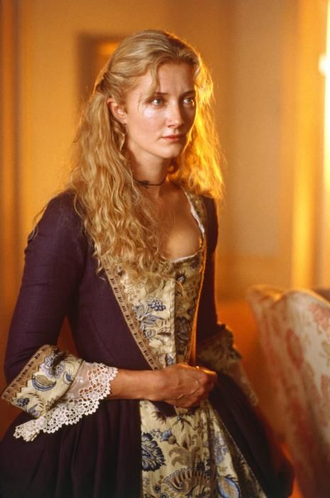 Joely Richardson as Charlotte Selton in The Patriot