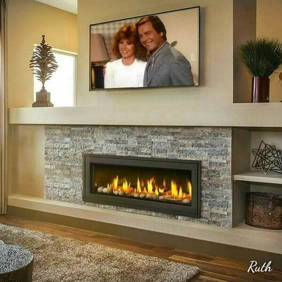 Pin By Ruth Gray On Stefanie And Robert Home Fireplace Vented