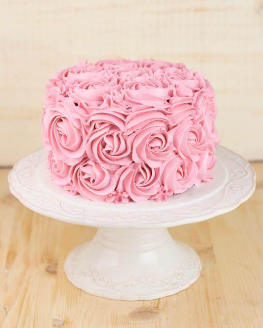 Objetivo cupcake perfecto tarta de rosas y un s per - Objetivo cupcake perfecto blog ...