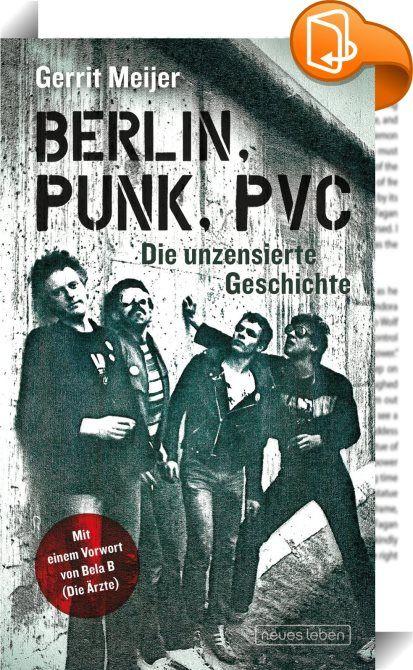 Berlin, Punk, PVC    ::  »Gerrit Meijer verkörpert eine Haltung, konsequenter als jede Tätowierung, der längste Irokese oder fünf Tage wach. Jetzt hat der Mann ein Buch geschrieben. Will ich das lesen? Scheisse, und ob ich das lesen will!« Bela B  Das Leben von Gerrit Meijer bestimmen zwei Konstanten: Musik – und die Erkenntnis, dass man nie zu alt ist, sich neu zu erfinden. Die Gründung der ersten deutschen Punkband PVC 1977 ist nur der Anfang. Im Schmelztiegel Westberlin steht er mit...