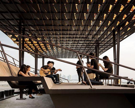 Imagen 3 de 25. © W Workspace and Tra Chang, SCG
