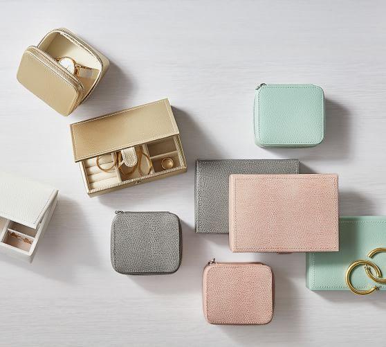 40++ Mckenna leather small travel jewelry case ideas