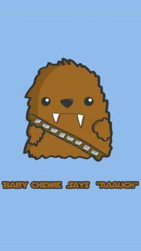 Baby chewie