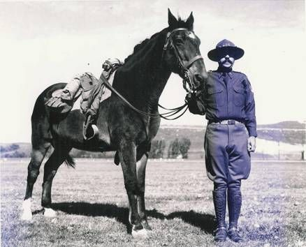 Last horse in the United States Cavalry, he achieved notoriety due only to the fact his death marked the end of the obsolete United States Army's cavalry programme. Chief entered military service in 1940 at Fort Robinson, Nebraska and was assigned to Fort Riley to join the Tenth Cavalry. By the time Chief died in 1968 at the age of 36, he was the very last cavalry mount on the rolls of the United States Army