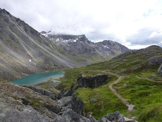 The 9 best dayhikes near Anchorage, Alaska: Reed Lakes