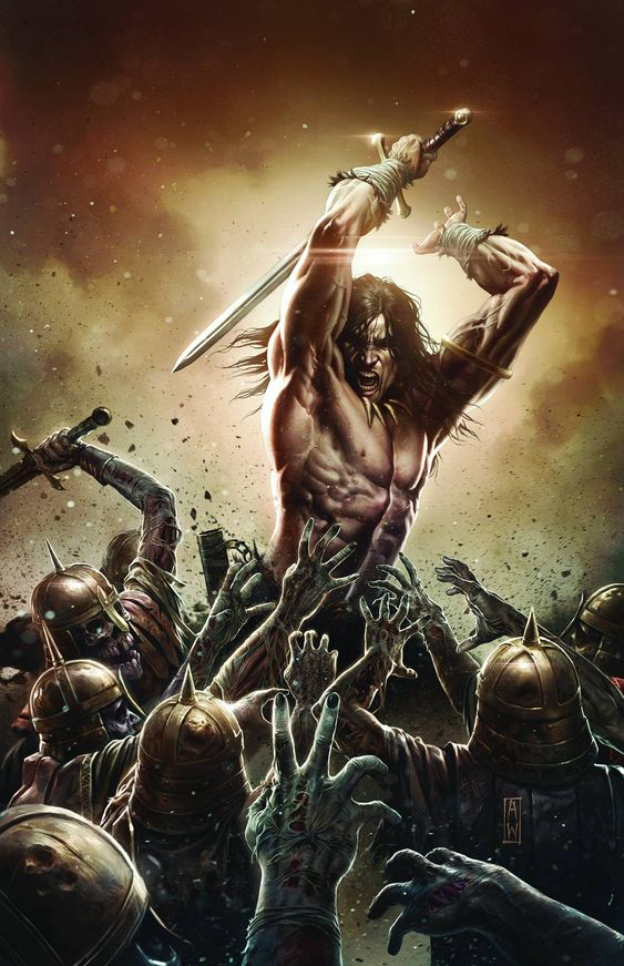 eXpertComics offers a wide choice of  products, like the Conan - The Slayer  #5. Visit eXpertComics' website to discover thousands of collectibles.