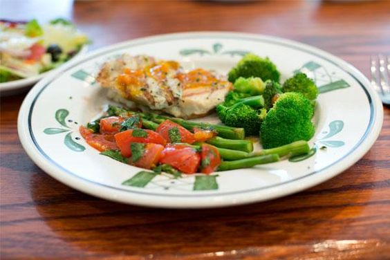 Venetian Apricot Chicken - Olive Garden