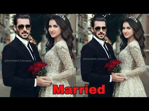 Salman Khan And Katrina Kaif Finally Got Married In Dubai Good News Youtube Katrina Kaif Salman Khan Katrina