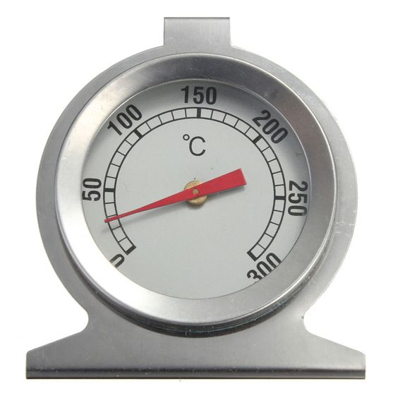 $5.00 (Buy here: http://appdeal.ru/3pze ) Stainless Steel Oven Cooker Thermometer Temperature Gauge Tester 300 Degree Home Tool Quick Safe High Quality for just $5.00