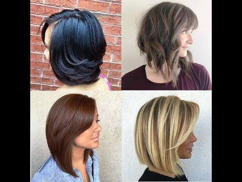 15++ Bob hairstyles for young women info
