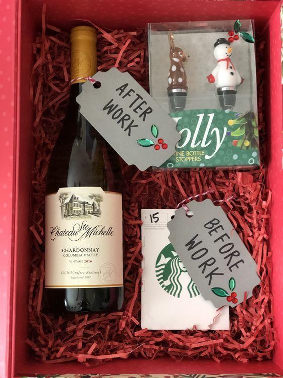 Diy Christmas Gift Ideas For Teachers Diy Sweetheart Teacher Christmas Gifts Christmas Gift Baskets Diy Christmas Gift Baskets
