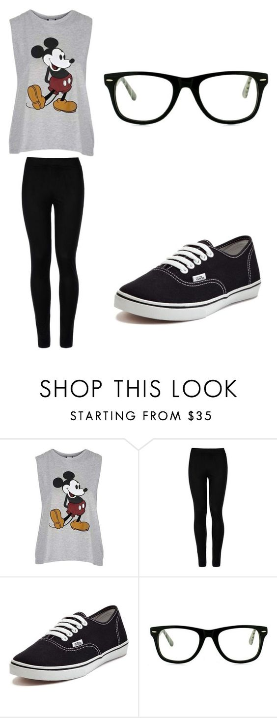 """""""Untitled #126"""" by aysel123 ❤ liked on Polyvore featuring Topshop, Wolford, Vans and Muse"""