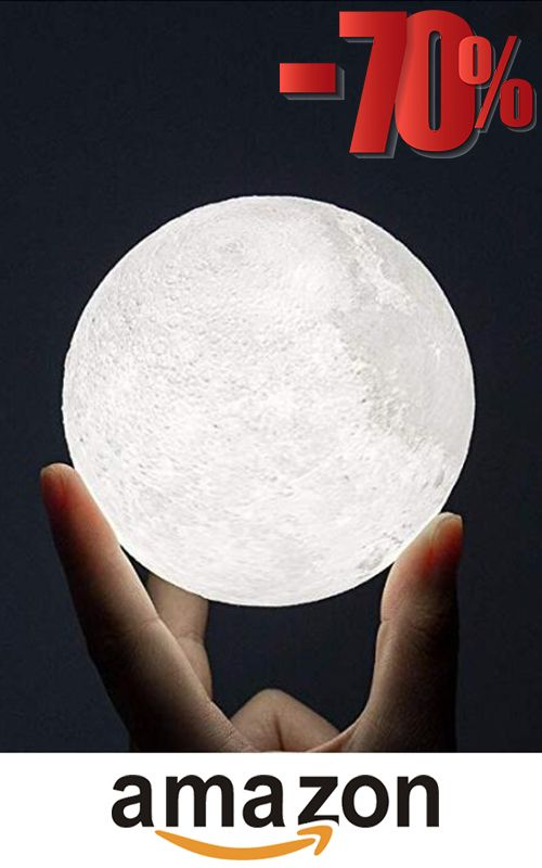 Personalized 3d Print Moon Lamp Photo Lamp Glass Collection Custom Photo