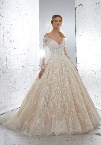 Look irresistible with Morilee by Madeline Gardner's timeless and elegant bridal wedding dresses