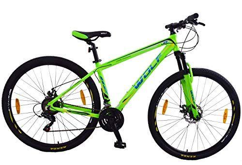 "Mountain Bike 27.5/"" 27 Speed Full Bicycle MTB Front Suspension Disc Brakes MTB"