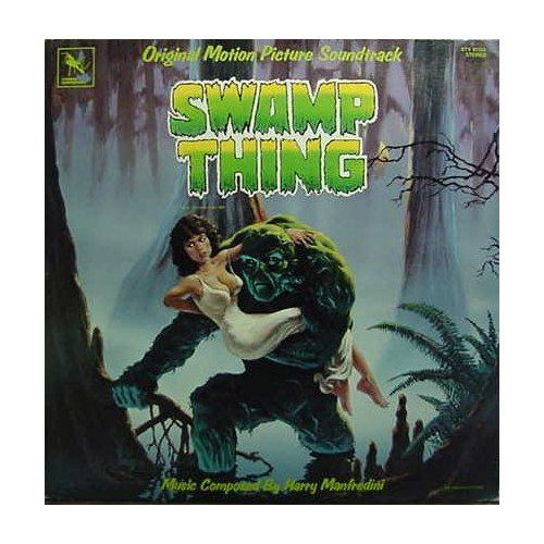 Amazon.com: HARRY MANFREDINI: SWAMP THING (ORIGINAL SOUNDTRACK LP, 1982): Music